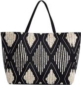 Josie Natori Standing Diamond Bag