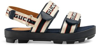 Gucci Children's stripe sandal