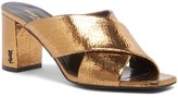 Saint Laurent Women's Loulou Sandal