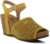 Spring Step Women's Lauralyn Wedge Sandal