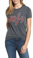 Lucky Brand Women's Beaded Kiss Tee