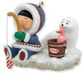 Hallmark Frosty Friends #31 In Series 2010 Ornament