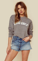 Sub Urban Riot Suburban riot good vibes unisex sweatshirt