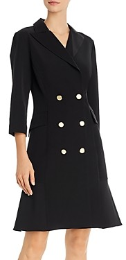 Nanette Lepore nanette Flounced Blazer Dress