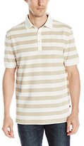 Nautica Men's Classic Fit Striped Polo Shirt