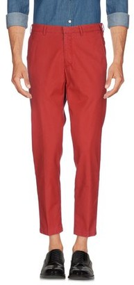 DOMENICO TAGLIENTE Casual trouser