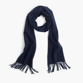 HogarthTM for J.Crew Scottish cashmere scarf