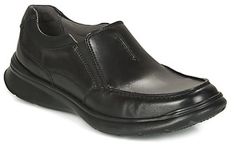 Clarks Cotrell Free men's Loafers / Casual Shoes in Black