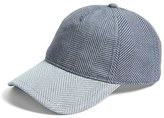 Rag & Bone Women's Marilyn Baseball Cap - Blue