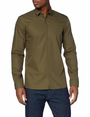 HUGO BOSS Men's Ernie Business Shirt