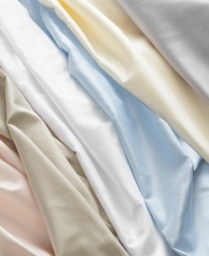The Welhome Premium Cotton Sateen Queen Sheet Set Bedding
