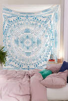 Urban Outfitters Ink Drawn Medallion Tapestry
