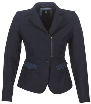 G Star Raw RIMU ZIP BLAZER women's Jacket in Blue