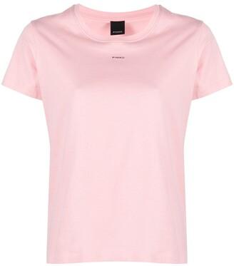 Pinko logo-embellished T-shirt
