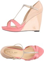 Twin-Set Sandals - Item 11227904