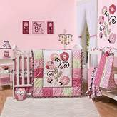 The Peanut Shell Lainey 6 Piece Crib Bedding Set by by