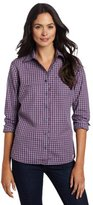 Carhartt Women's Country Girl Plaid Shirt Long Sleeve Button front