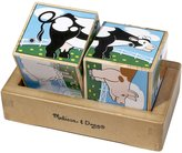 Melissa & Doug Farm Sounds Blocks (6 pcs)