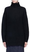 Acne Studios 'Isa' oversized turtleneck sweater