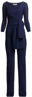 Chiara Boni Jay Wrap Jumpsuit