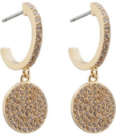 Kate Spade Pave Drop Earrings