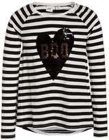 Gap Long sleeved top black