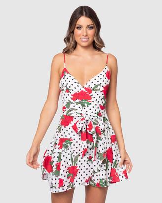 Pilgrim Rita Wrap Dress