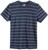 American Rag Men's Heathered Striped T-Shirt, Created for Macy's