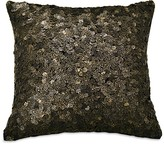 "Donna Karan Reflection Sequin Decorative Pillow, 18"" x 18"""