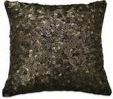 "Donna Karan Reflection Sequin Decorative Pillow, 18"" x 18"""