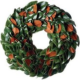 The Well Appointed House Fresh Original Magnolia Christmas Holiday Wreath-Comes in Four Different Sizes