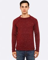Oxford Matty Crew Neck Knit