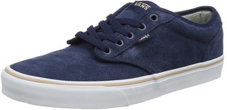 Vans Womens Atwood Suede Trainers - Multicolour (Weatherized/ Dress Blues) - 2.5 UK (34.5 EU)