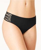 Roxy Strappy Love Cheeky Bikini Bottoms