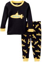 Leveret Submarine Pajama Set (Baby, Toddler, Little Boys, & Big Boys)
