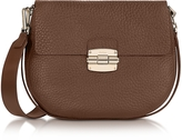 Furla Club S Glace Pebble Leather Crossbody Bag