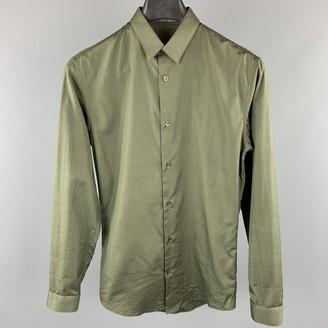 Christian Dior Green Cotton T-shirts
