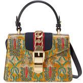 Gucci Sylvie brocade mini bag