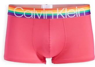 Calvin Klein Underwear The Pride Edit Low Rise Trunks