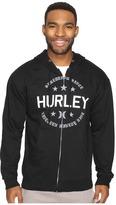 Hurley Simple Man Zip Hoodie