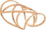 Pamela Love Rose Gold Pentagram Cuff