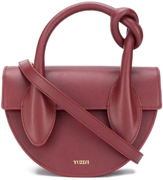 Yuzefi Dolores knotted handle tote