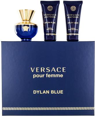 Versace Women's Dylan Blue Pour Femme Gift Set
