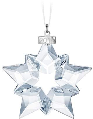 Swarovski Christmas Annual Edition 2019 Crystal Star Ornament