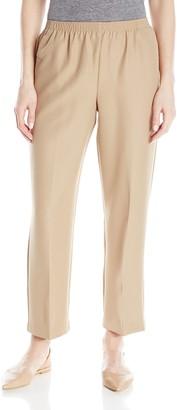 Alfred Dunner Women's Petite Short Pant