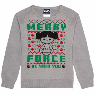 Star Wars Women's Merry Force Holiday Sweater