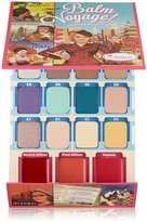 theBalm Cosmetics The Balm Cosmetics 19-Color Balm Voyage Face Palette