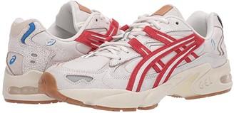 Asics Gel-Kayano 5 OG (Cream/Classic Red) Men's Shoes