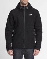 The North Face Black Zip-Up Insulating Waterproof Micro Fleece Hoodie