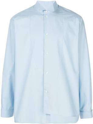 Loewe asymmetric tuxedo shirt